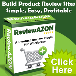ReviewAZON Pro Plug In For Wordpress discount code