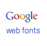 google web fonts wordpress