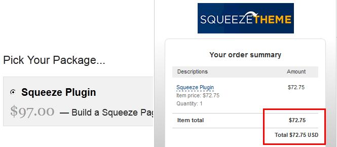 squeeze plugin discount code